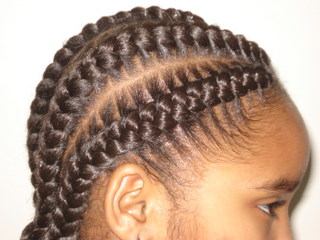Cornrows - French Braids - Feeding Cornrows - Goddess Braids ...